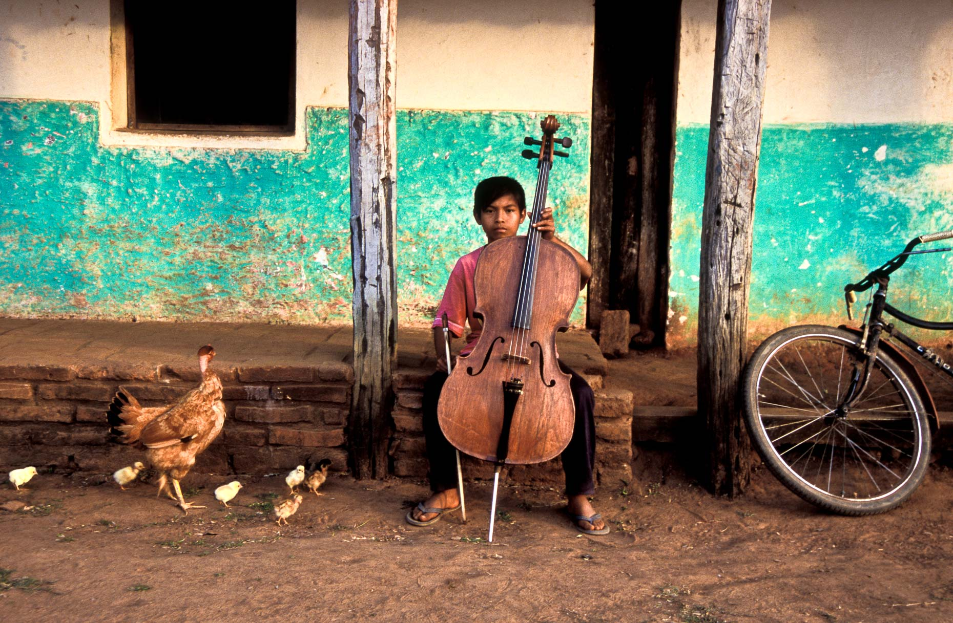 Musicians from Urubicha